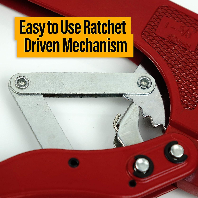 PVC Ratschen-System 42 mm Boulder Developments Rohrschneider Speedfit ABS schneidet Kunststoff