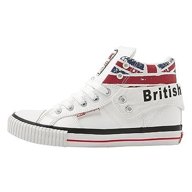 buy online 4ff85 c04f7 British Knights - Roco, Sneaker Alte Unisex - Adulto