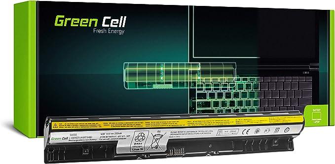 Green Cell Laptop Akku Lenovo L12m4e01 L12l4e01 Computer Zubehör
