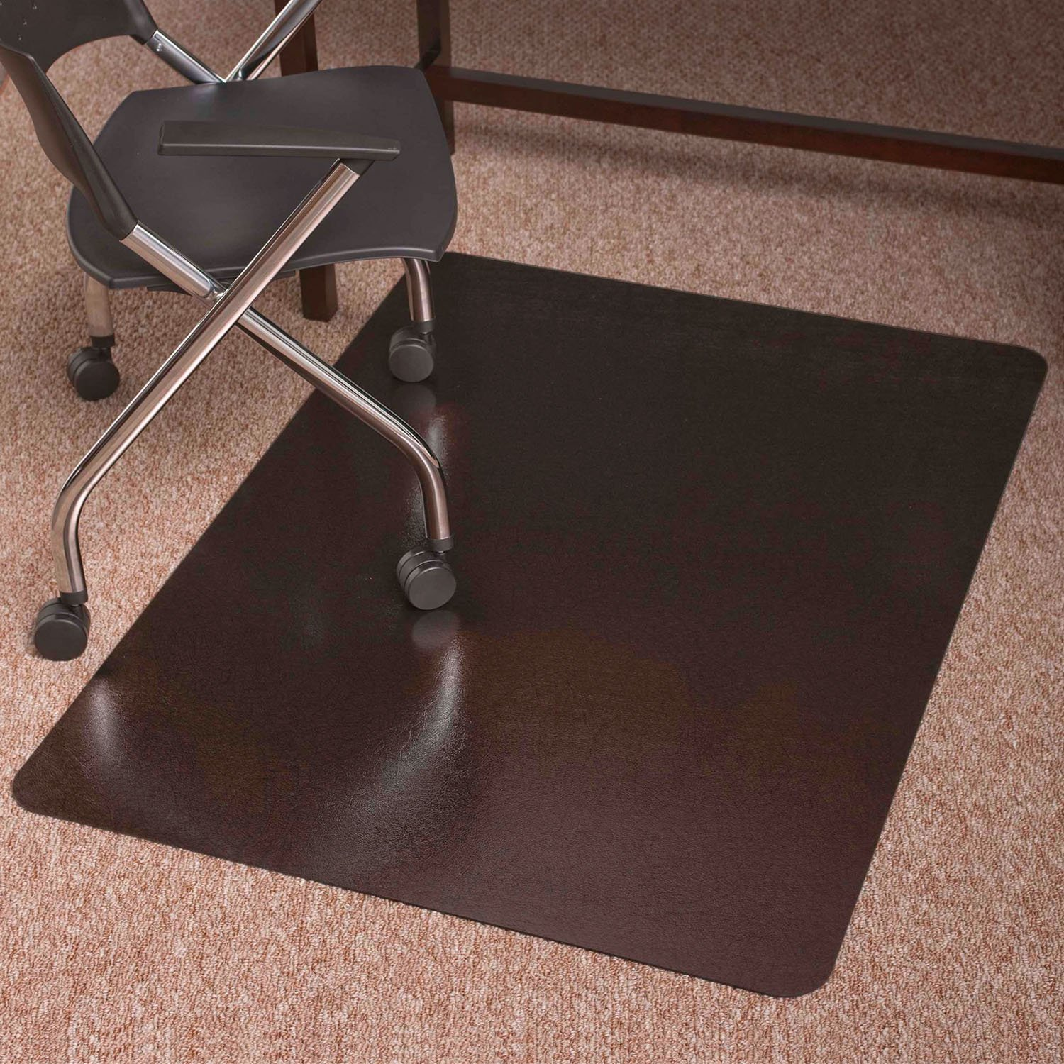 amazon com es robbins trendsetter rectangle laminate chair mat