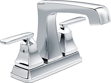 delta faucet mpu dst ashlyn two handle centerset bathroom faucet chrome