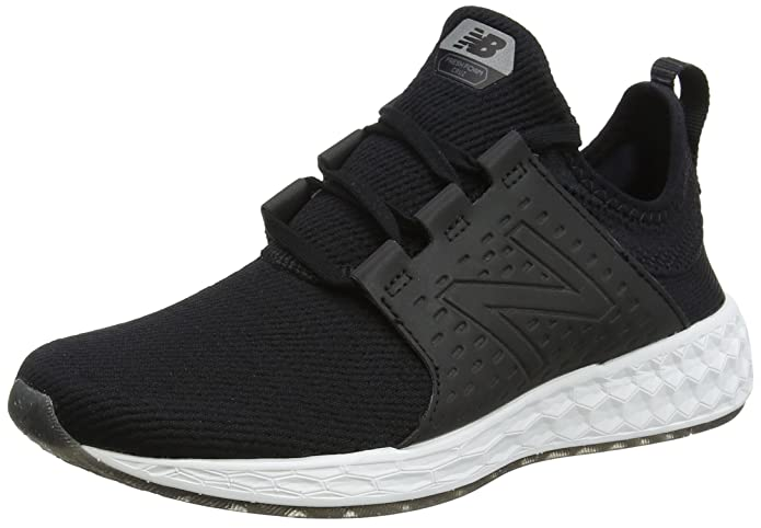 New Balance Fresh Foam Cruz Sport Pack Reflective Sneakers Laufschuhe Damen Schwarz