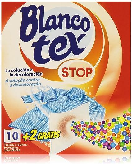 La solución a la decoloración - Toallitas protectoras - 12 toallitas