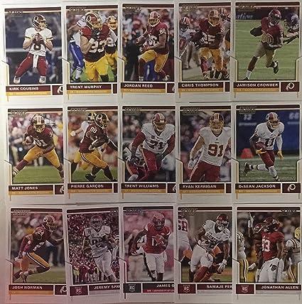 Cheap 2017 Panini Score Football Washington Redskins Team Set 14 Cards W