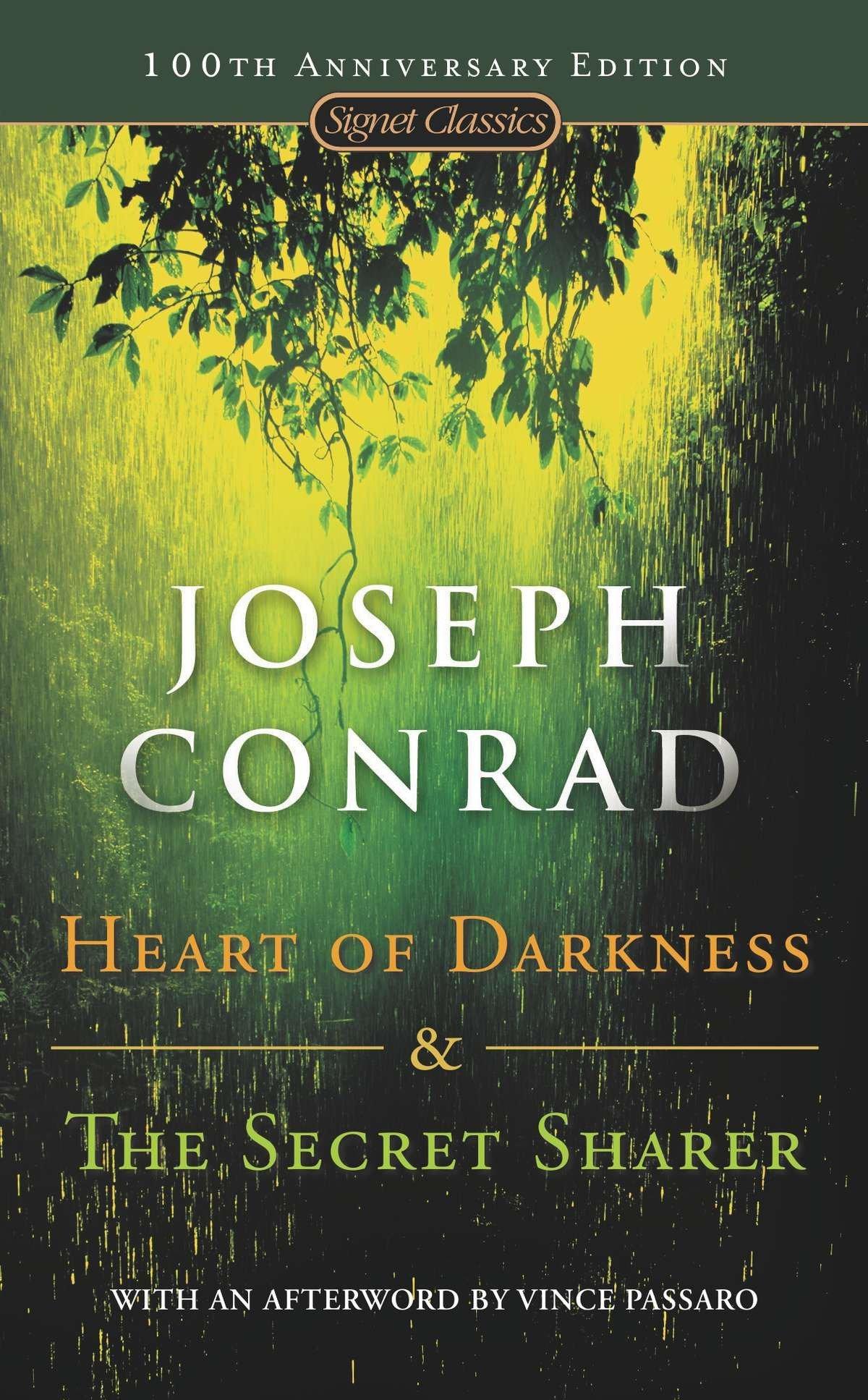 Read Online Heart of Darkness and the Secret Sharer (Signet Classics) ebook