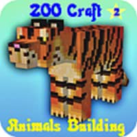 ZOO Craft: Animals Building