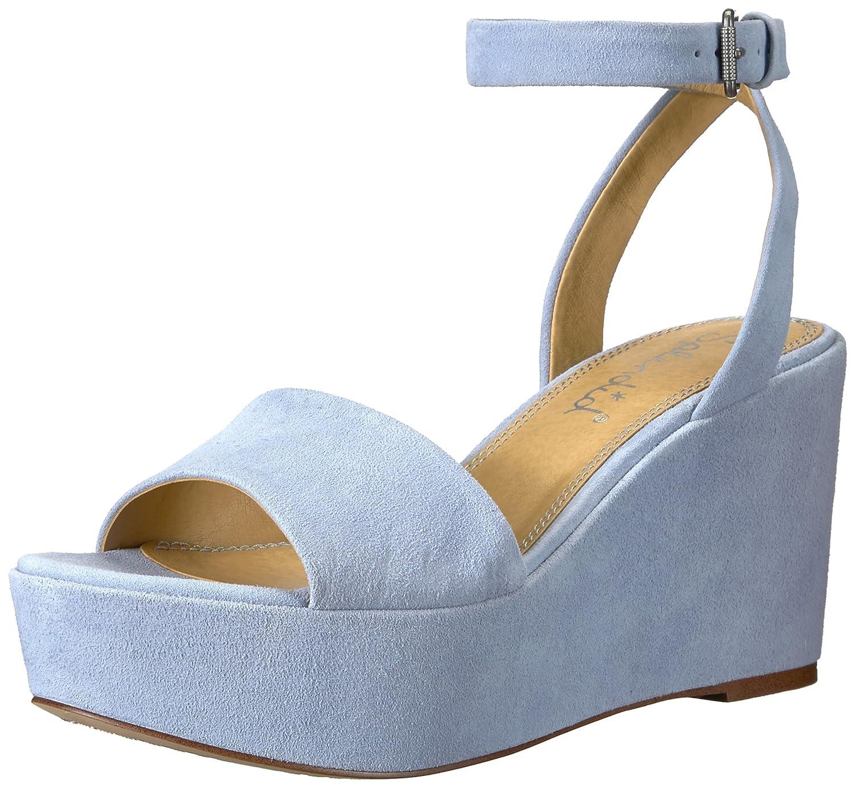 Splendid Women's Felix Wedge Sandal B074R3D6M2 7 B(M) US|Lavender