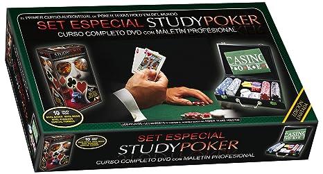 Caja Coleccionista Poker - (10 Discos)+Maletin [DVD]: Amazon.es ...