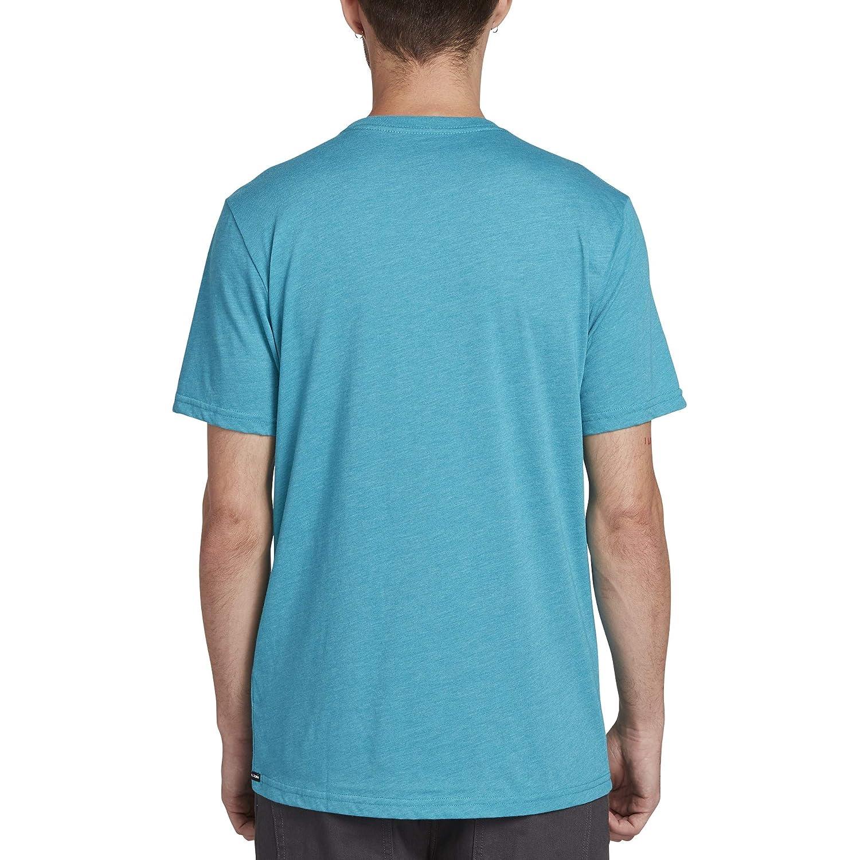 d23ca62d4ad30d Amazon.com  Volcom Men s Solid Modern Fit Short Sleeve Shirt  Clothing