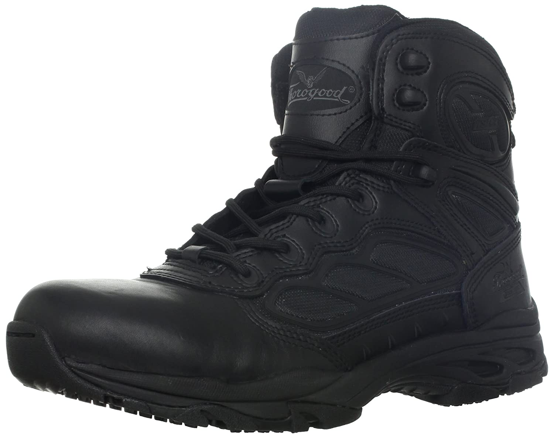 Thorogood メンズ B007KJAIWY 9.5 2E US|Black Leather/Nylon Black Leather/Nylon 9.5 2E US