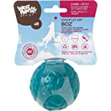 West Paw Zogoflex Air Boz Durable Nearly Indestructible Dog Ball Chew-Fetch-Play Dog Toy, 100% Guaranteed Tough, It Floats!, Made in USA, for Strong Chewers