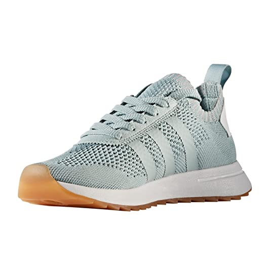 adidas Primeknit Flashback FLB Weiß und Grün, Laufschuhe für Damen, Sneaker,  Traines.: Amazon.de: Schuhe & Handtaschen