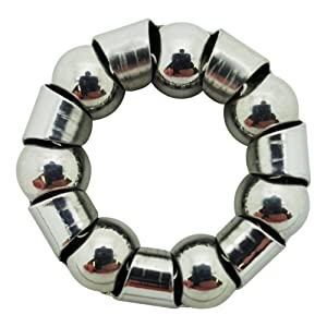 """Four (4) Bicycle 3/16"""" x 7 Ball Bearings with Retainer 