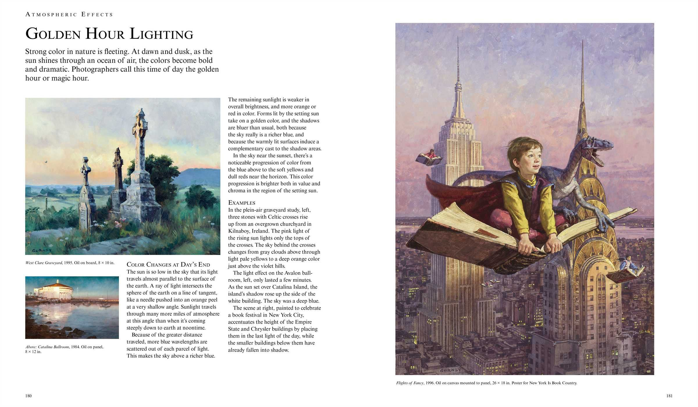 color and light a guide for the realist painter james gurney art