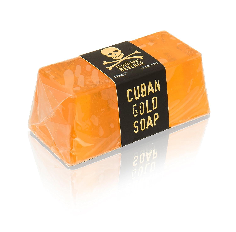 The Bluebeards Revenge Cuban Gold Soap BBRSOAPGOLD