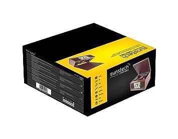 Sunstech PXR4CDWD - Tocadiscos (CD, Encoding, USB, SD, MMC, AM/FM ...