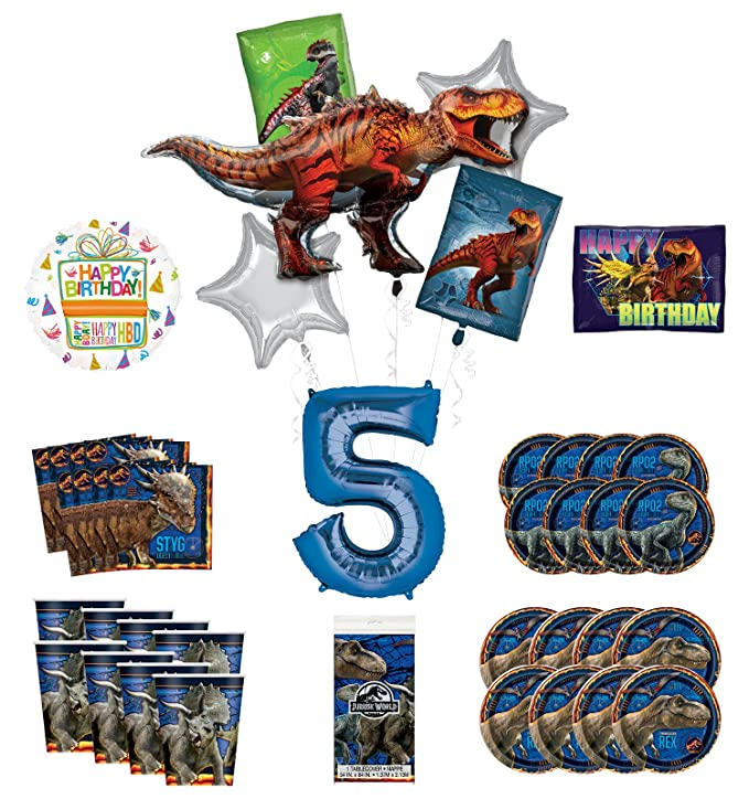 Mayflower Products Jurassic World - Kit de decoración de ...