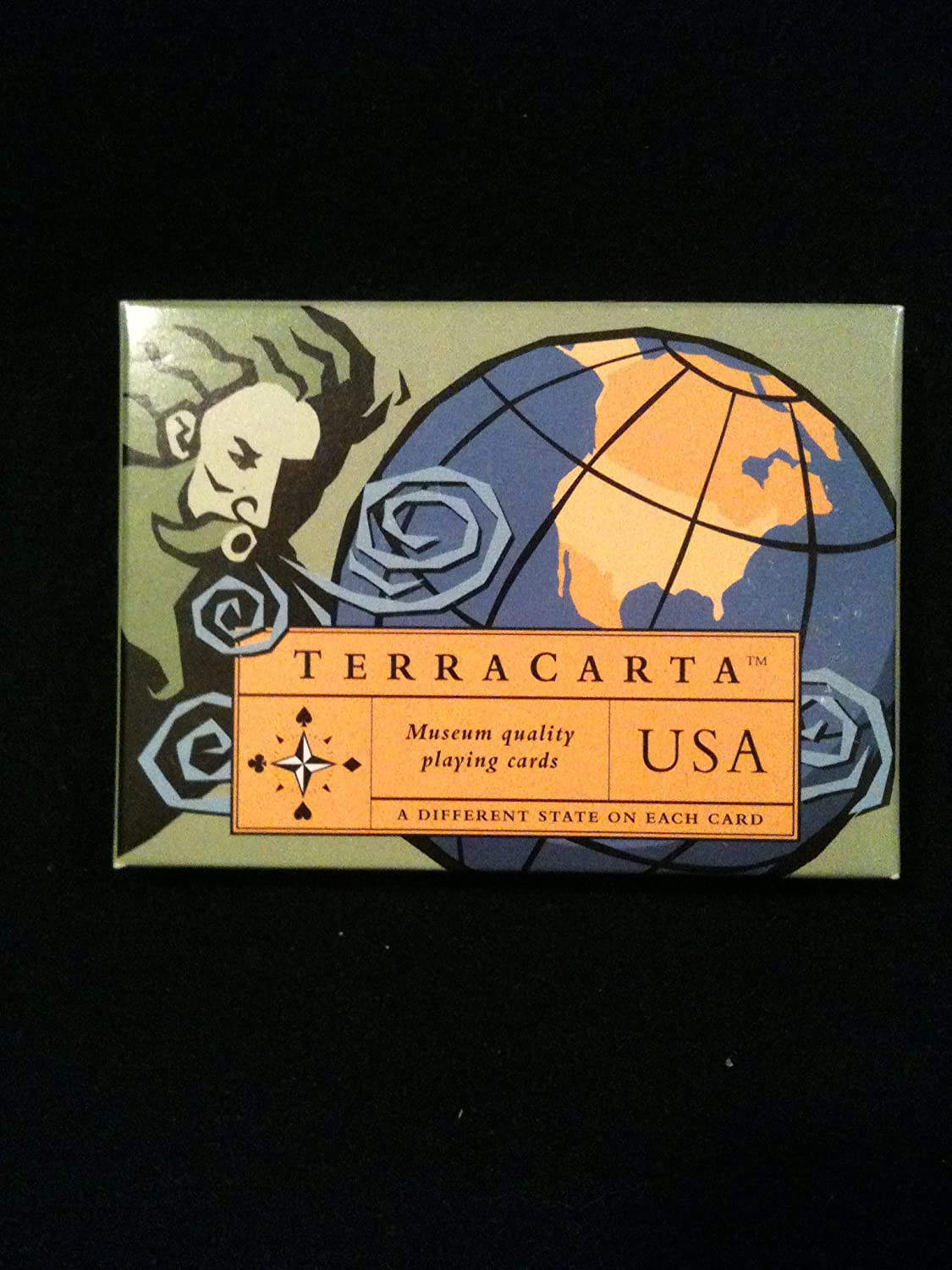 Terracarta Museum Quality Playing Cards