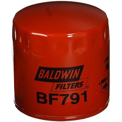 Baldwin BF791 Heavy Duty Diesel Fuel Spin-On Filter: Automotive