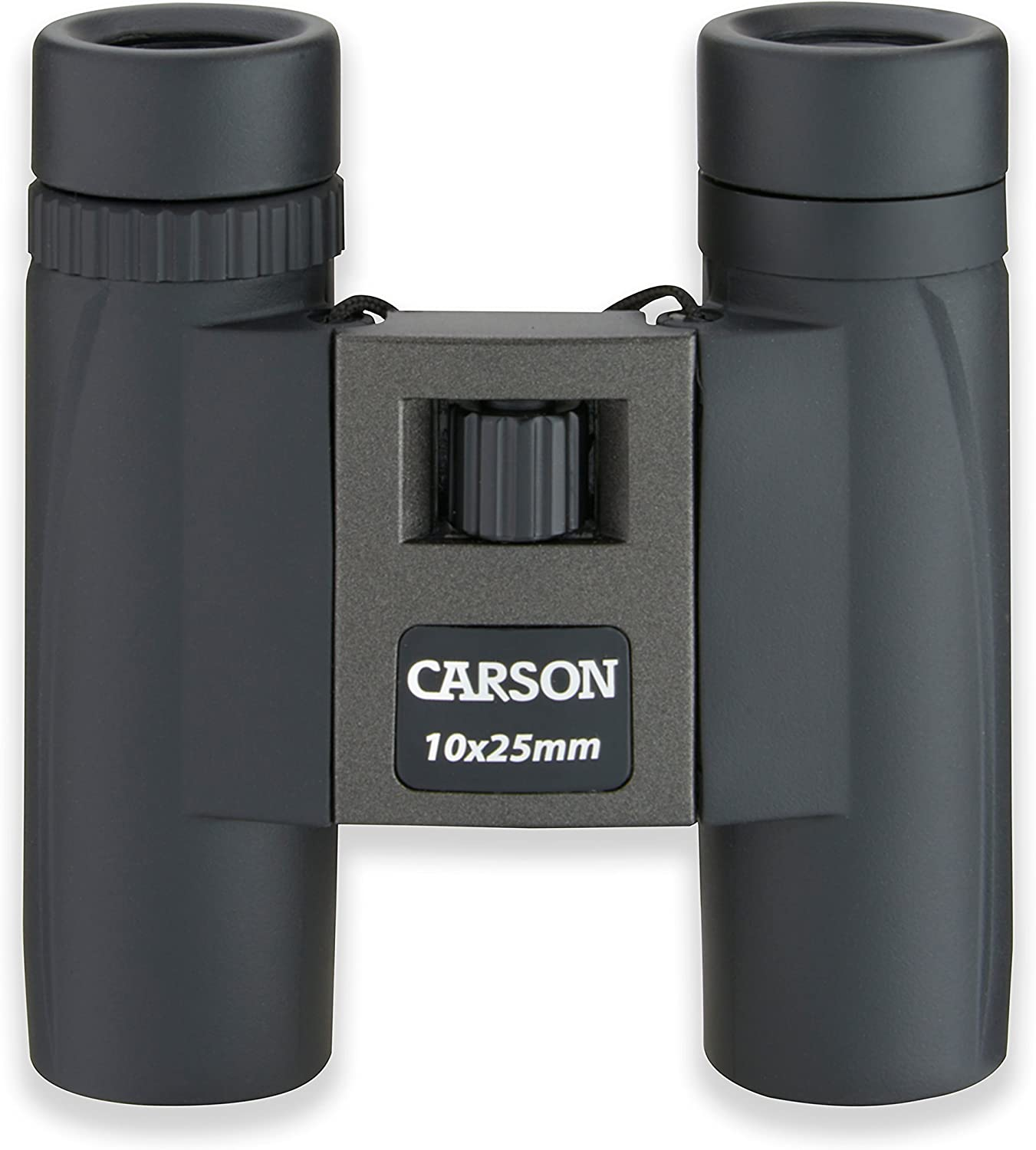 Carson TrailMaxx 8x21mm or 10x25mm Compact and Lightweight Camping, Hiking, Birding or Travel Binoculars TM-821, TM-025