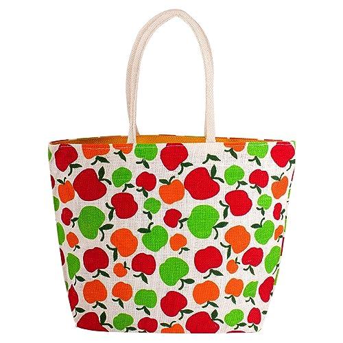 80a627c5ae Utsav Kraft Shopping Luggage Jute Bag