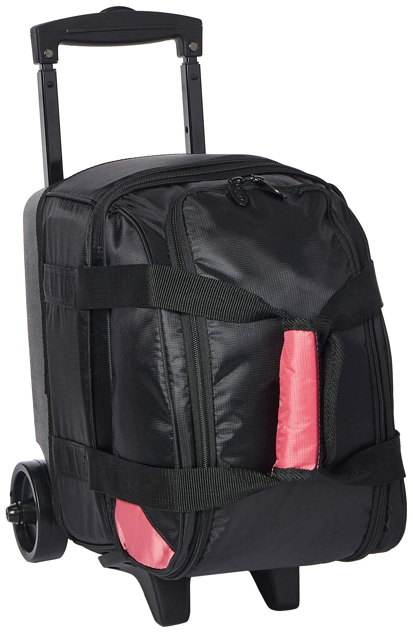 Moxy Bowling Products Single Deluxe Roller Bowling Bag- Pink/Black