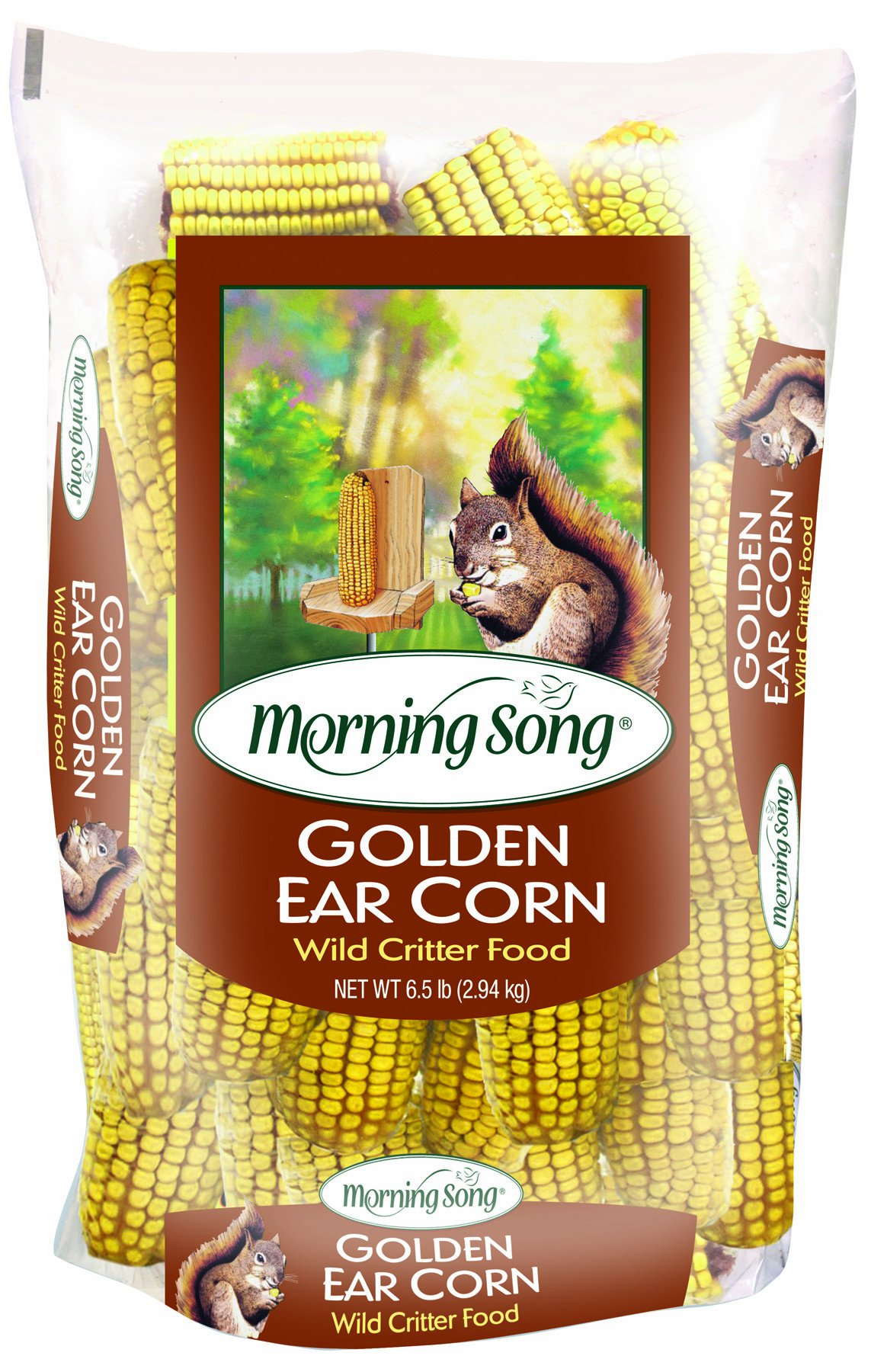 Morning Song 11412 Golden Ear Corn Wildlife Food,  6.5-Pound by Morning Song (Image #1)