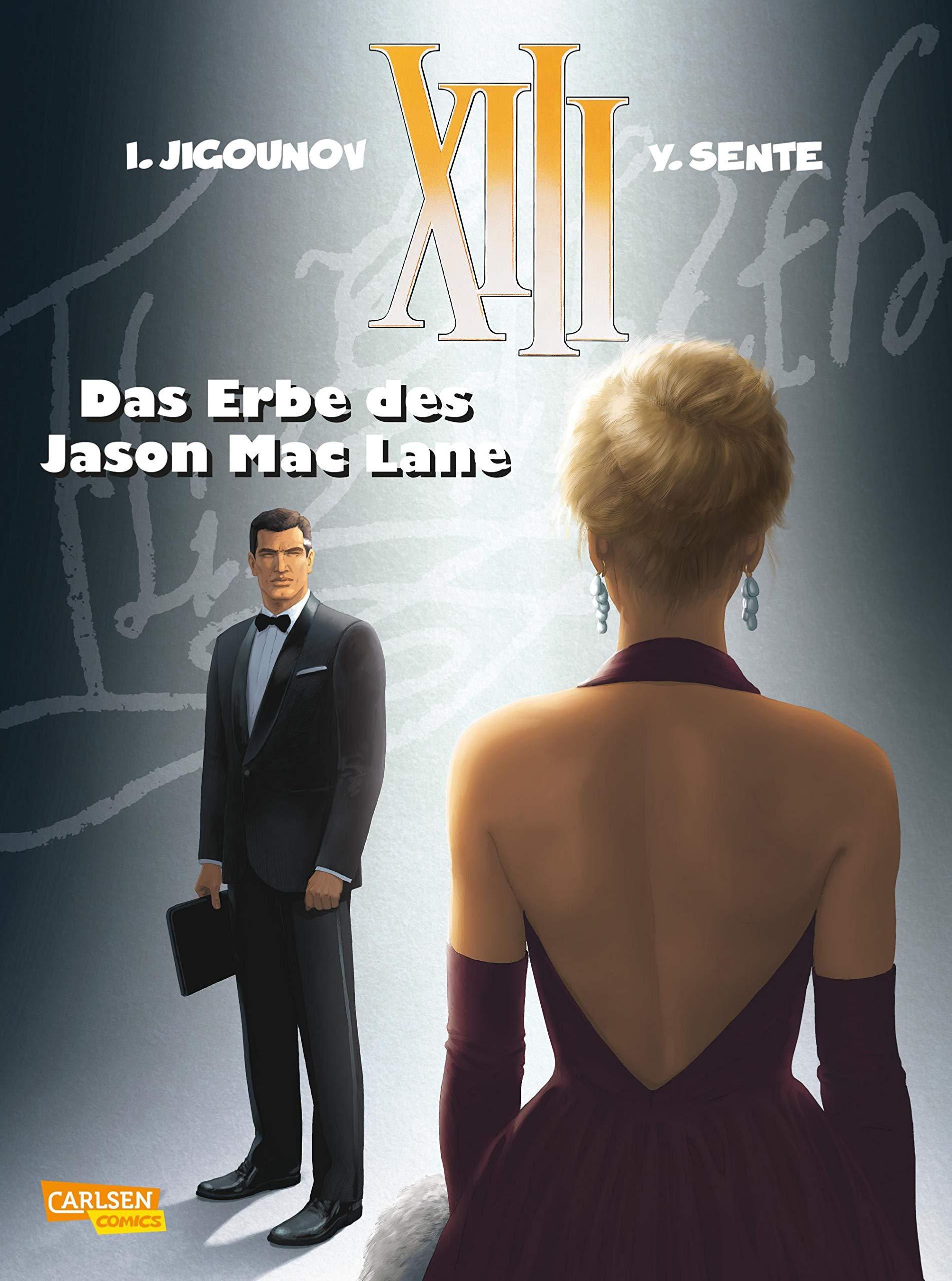 XIII 24  Das Erbe Des Jason Mac Lane  24