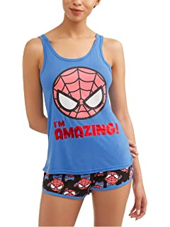 a0c13e1fcc9eb Marvel Comics Spider-Man Sports Bra at Amazon Women s Clothing store
