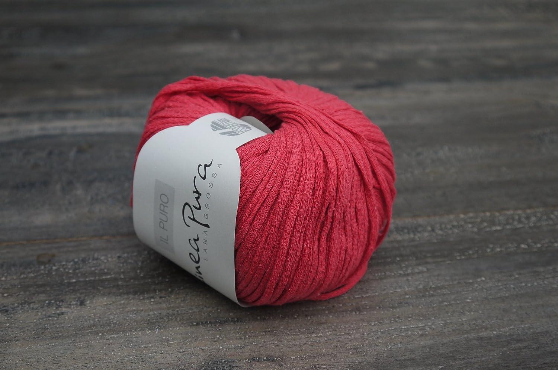 Lana Grossa Linea Pura Il Puro 008 13.90 EUR pro 100 g 50g Wolle