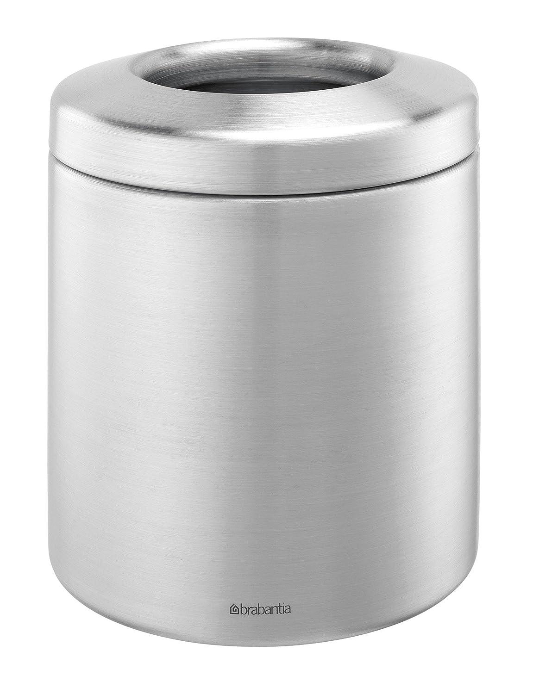 Brabantia 297960 cubo de basura para encimeras acero inoxidable color ebay - Color gris acero ...
