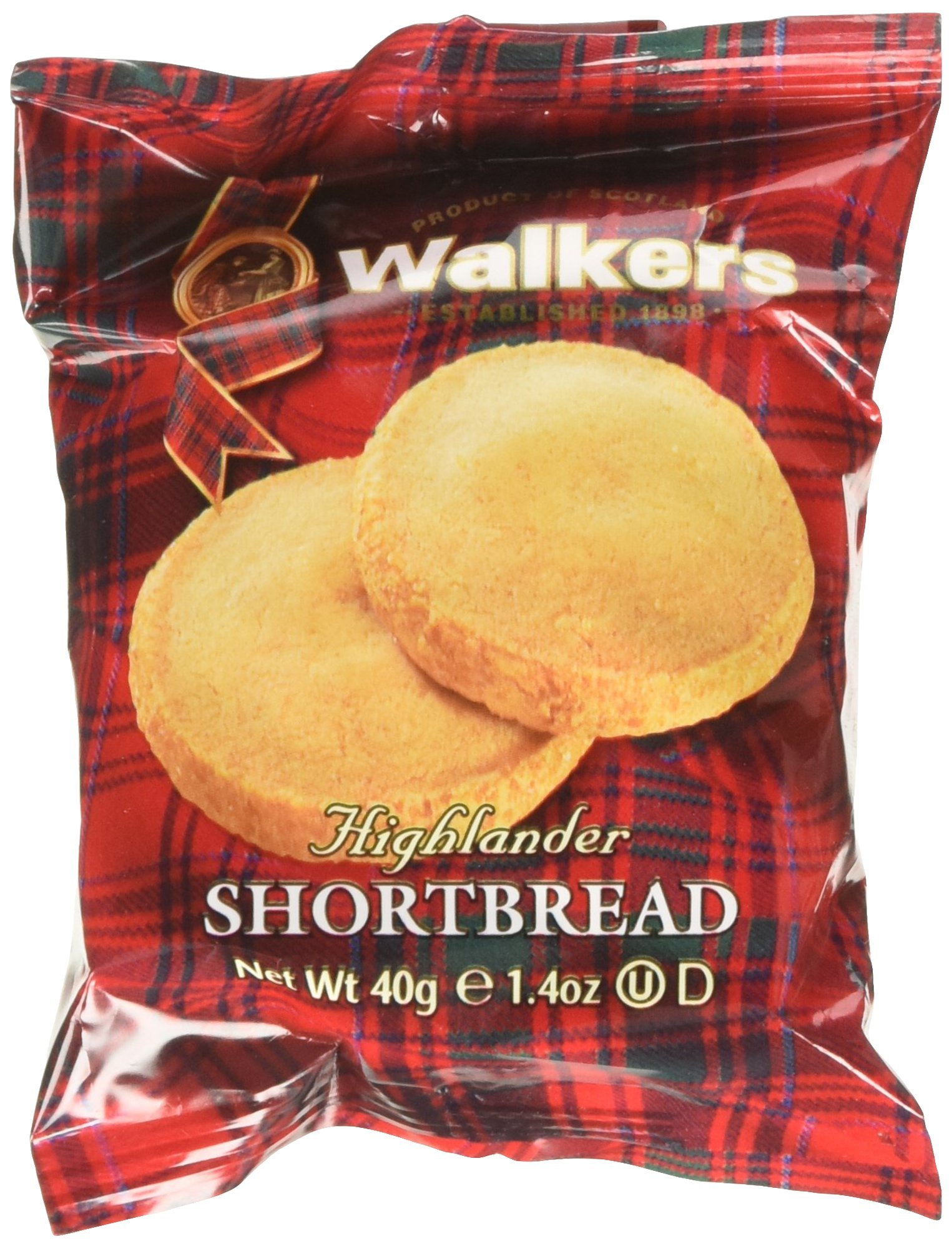 Amazon Walkers Shortbread Chocolate Chip 2 Count Cookies