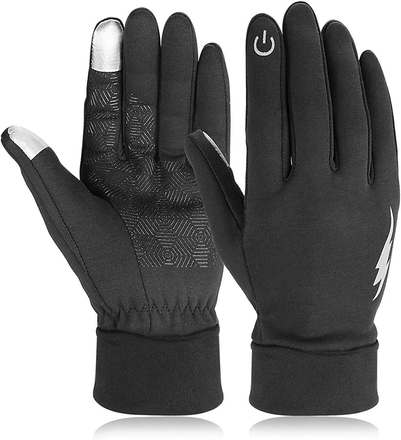 Cool Mens Winter Outdoor Sports Driving Keep Warm Gloves Screen Touch Gloves