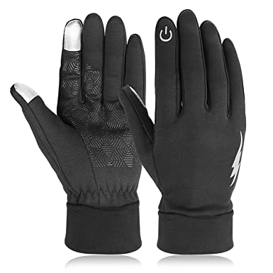 Back To Search Resultsapparel Accessories Men Women Thick Glove Soft Cycling Protective Splashproof Conductive Fabric Winter Warm Windproof Reflective Strip Outdoor