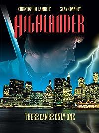 Highlander Movie Christopher Lambert product image