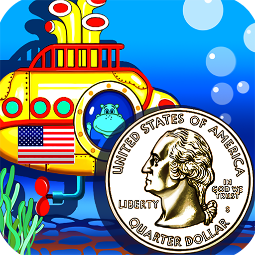 Amazing Coin(USD): Educational Money learning & counting games for (Amazing Coin)