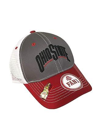 Amazon Com Fan 1 Ohio State University Buckeyes Mesh Cap