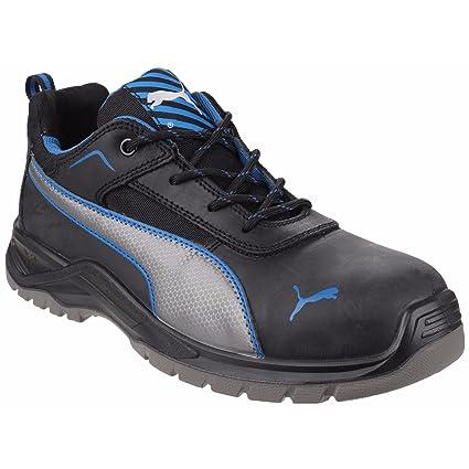 Puma 643600.40 Atomic – Zapatos de seguridad Low S3 HRO SRC talla 40
