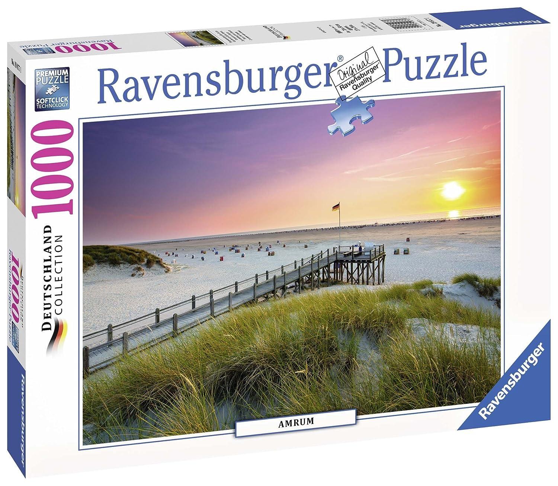 Puzzles & Geduldspiele 2 tolle Puzzle 1000 und 1500 Teile