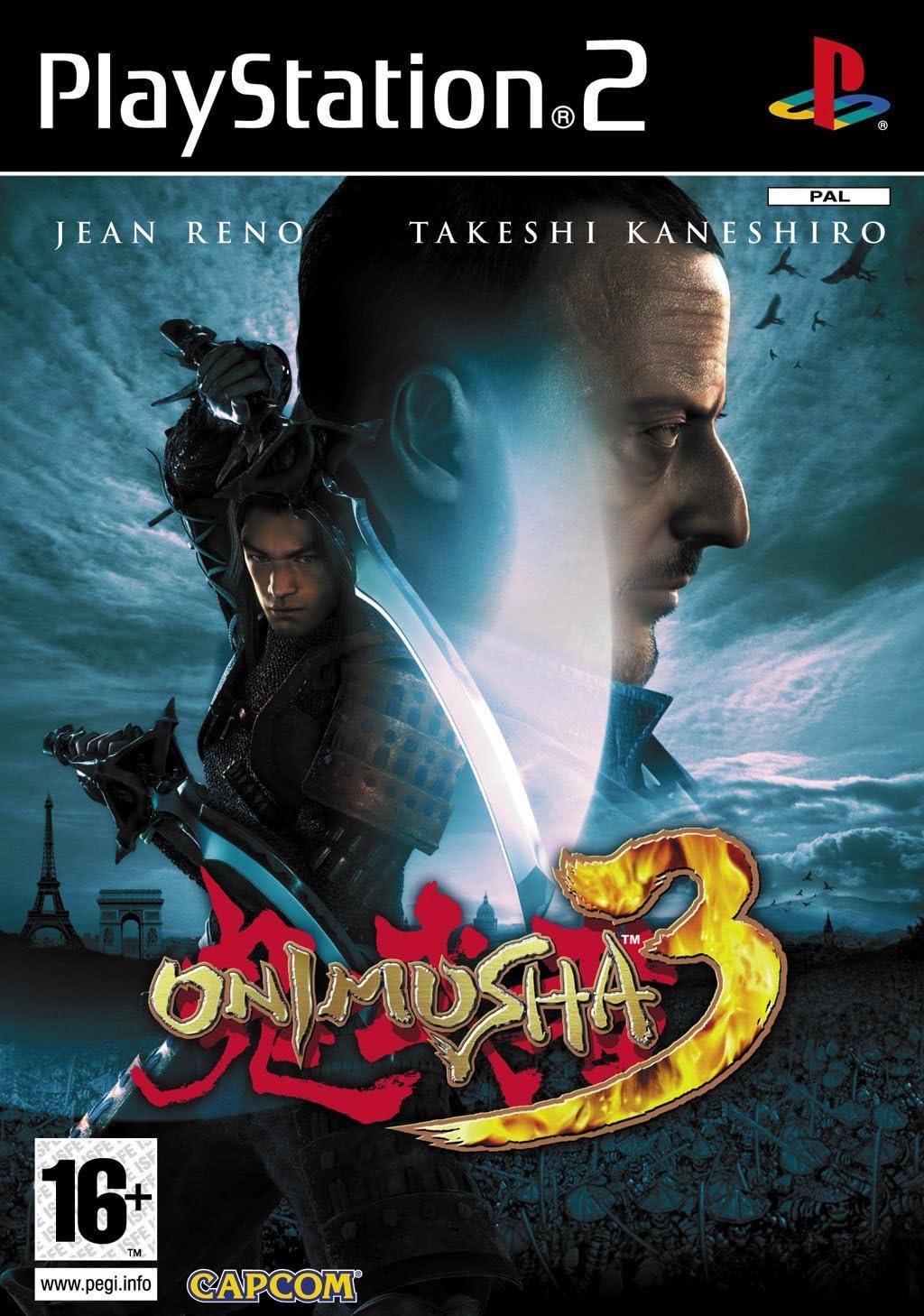 Capcom Onimusha 3 - Juego (PS2): Amazon.es: Videojuegos