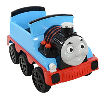 Battery Operated Ride On Toys >> Thomas And Friends M09303 12 V Battery Operated Ride On Train