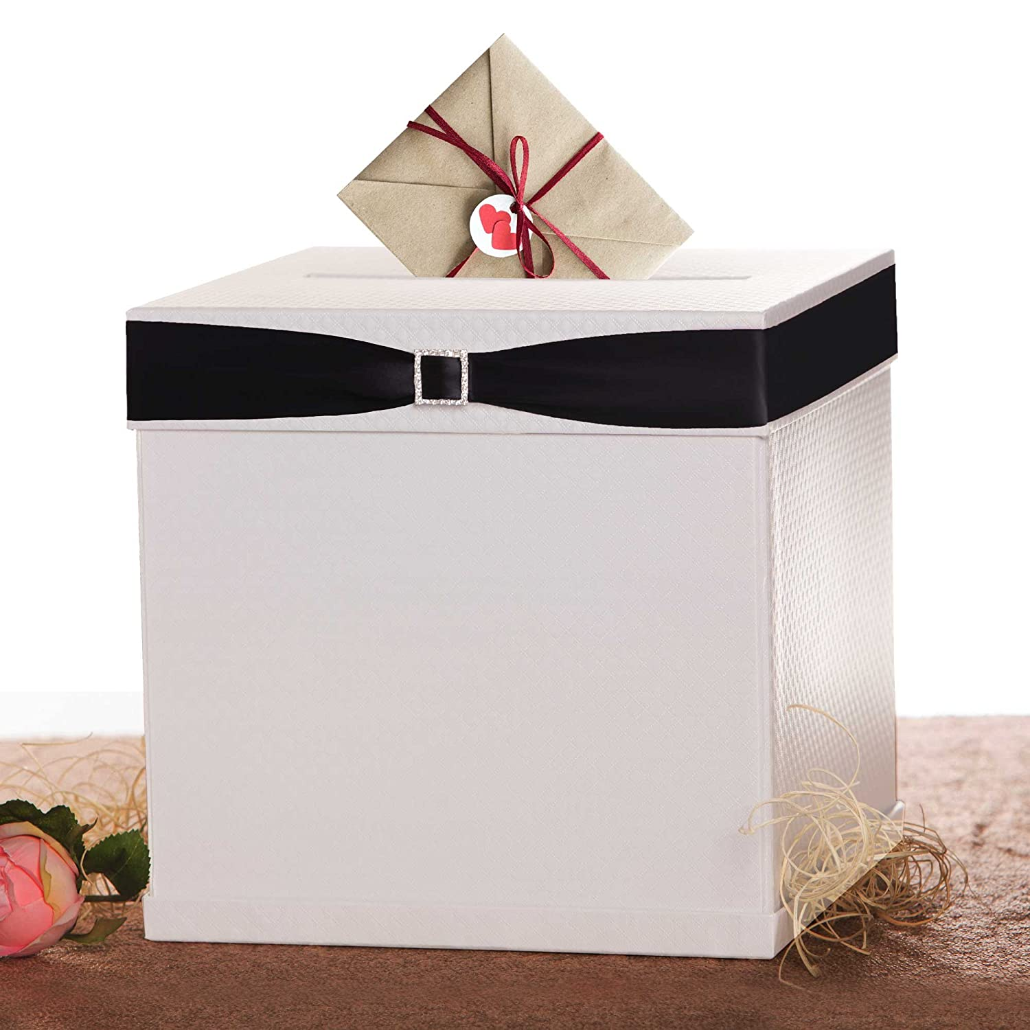 Amazing Locking Wedding Card Box Wedding Ideas