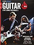 Rockschool: Hot Rock Guitar - Grade 4 (Buch & Download Card)