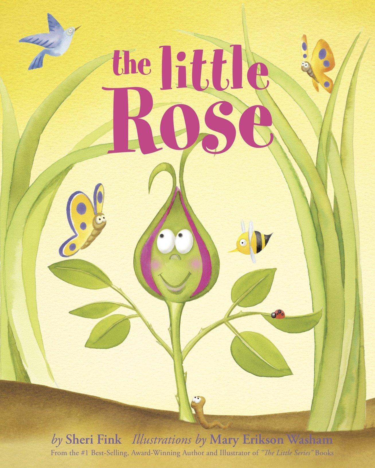 The Little Rose pdf