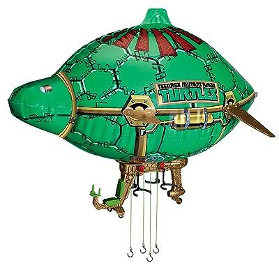 Teenage Mutant Ninja Turtles Turtle Blimp Vehicle: Toys & Games