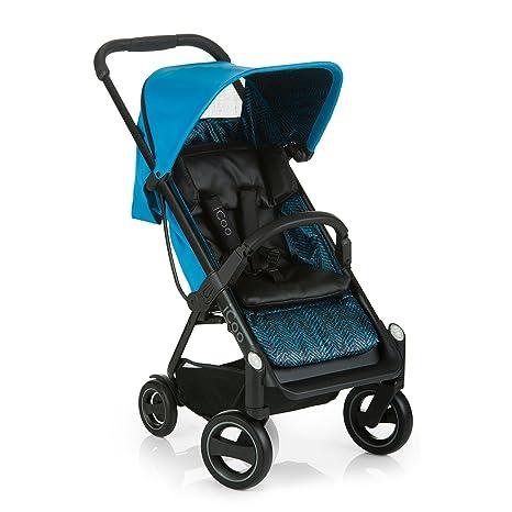 iCoo Acrobat - Silla de paseo, color azul