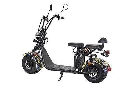 Scooter eléctrico Elec. CityCoco - Patinete eléctrico ...