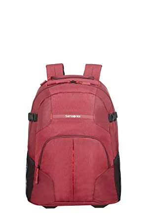 dc6974e7c2a SAMSONITE Rewind Laptop Backpack Wheels 55 20 16 quot  Sac à dos loisir