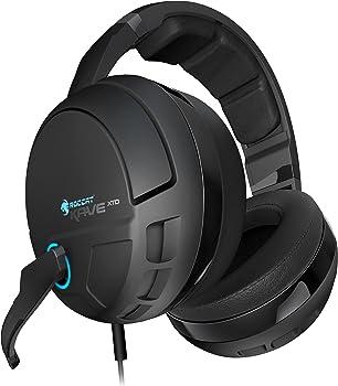 ROCCAT Kave XTD 5.1 Digital Gaming Headset + ROCCAT T-shirt