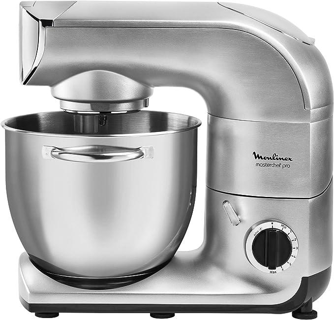 Máquina para la cocina Moulinex QA620BB1 Masterchef Pro de 5,5 L: Amazon.es: Hogar